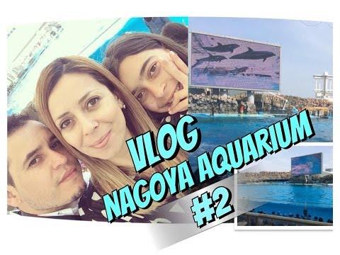 Aquario de Nagoya #2 Thais e Thalita matsura