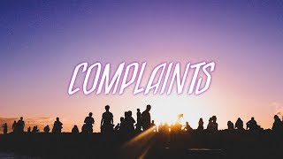"Lil Skies - ""Complaints"" Ft. Lil Uzi Vert Type Beat   Wavy Chill Trap Type Instrumental"