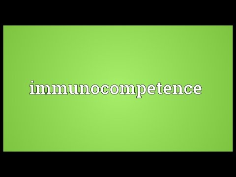 Header of immunocompetence