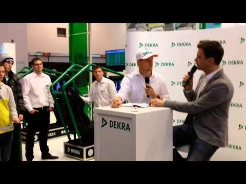 Interview mit Formel 1 Fahrer Nico Hülkenberg
