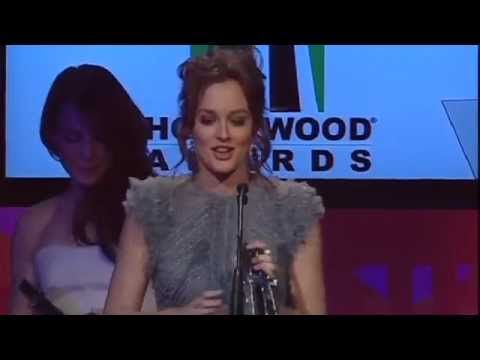 Leighton Meester at the Hollywood Film Awards