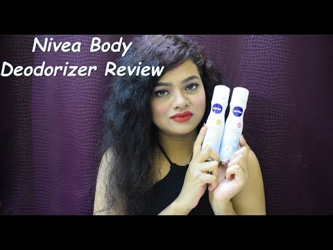 Nivea Body Deodorizer Review 2018 : White Musk & Care n Fresh Lily & Sandal