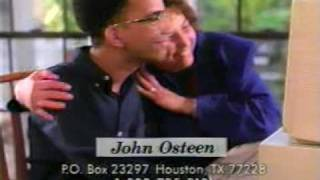 Lakewood Church old TV commercial - John Osteen