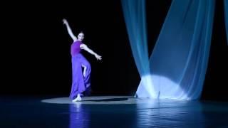 Ballet variation Adagio