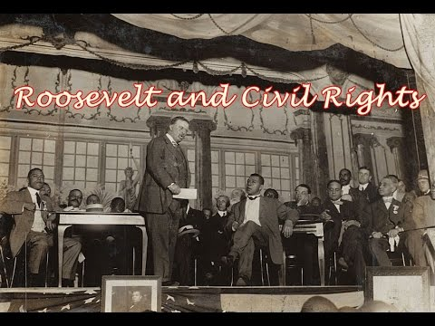 HS US History: Theodore Roosevelt and Civil Rights