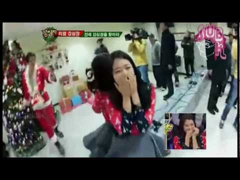121218 Strong Heart Ep 159 - hidden Camera For Christmas video