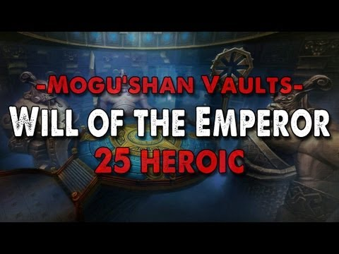 Method vs Will of the Emperor (25 Heroic) World First
