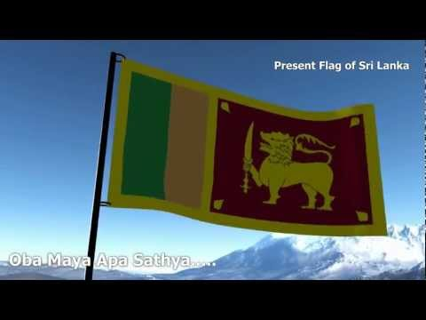 National Anthem Of Sri Lanka (instrumental) English - Sri Lanka Matha video