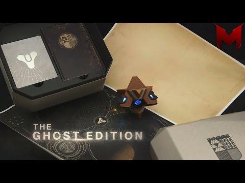 Je vous présente l'Unboxing de l'édition Ghosts de Destiny. J'espère que ça vous plaira et que vous allez passer un bon moment! Pour cette vidéo j'ai un bonu...