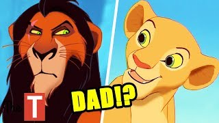 The Truth About Nala's Father In The Lion King