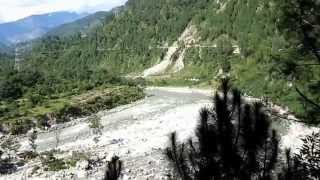 Panch Prayag : FIVE River Confluences With Alakananda River on Way to Badrinath