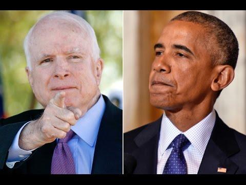 John McCain Blames Obama For Terror Attack In Nice, France