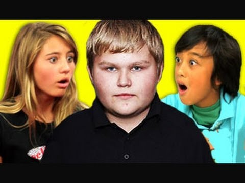 KIDS REACT TO BULLYING