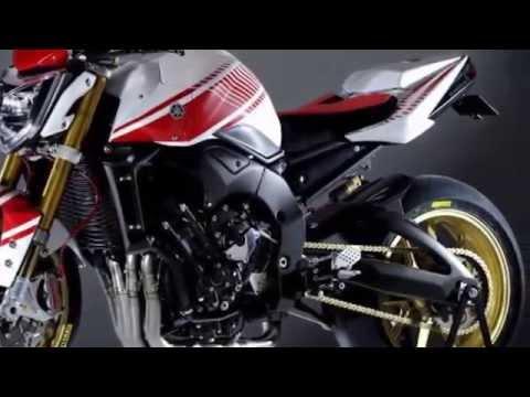 Yamaha FZ1 Review INDONESIA
