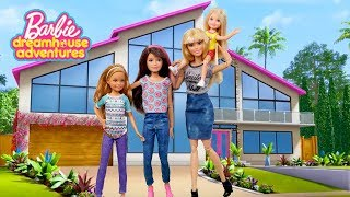 Barbie Doll Dreamhouse Adventure Toys -  Barbie Morning & Evening Routines