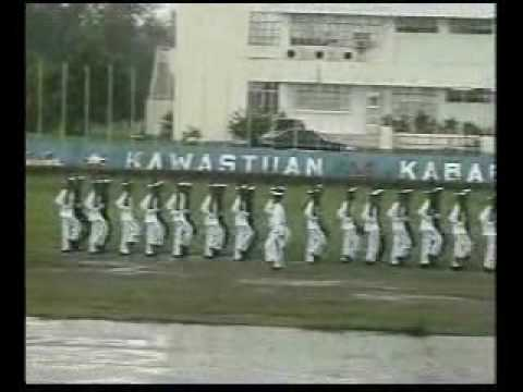 Philippine Merchant Marine Academy (PMMA) - Silent Drill '08 Part 1