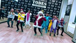 Tyler The Creator You 39 Re A Mean One Mr Grinch Merry Christmas Dance Todes