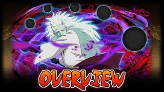 【Naruto Blazing】★6 Rikudo (SO6P) Madara - Overview