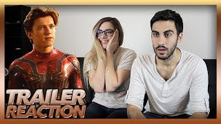 Infinity War Trailer 2 Reaction! - SENSORY DEPRIVATION