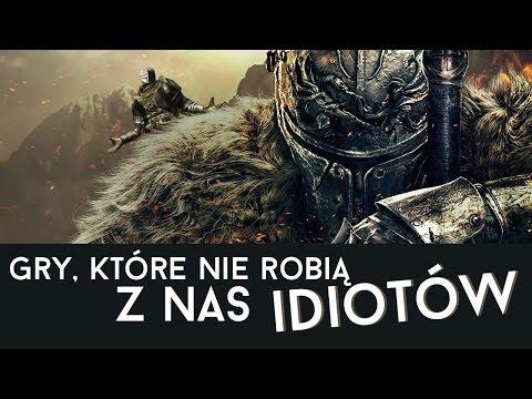 Granie Bez Ułatwień - Gry, Które Nie Robią Z Nas Idiotów [tvgry.pl]