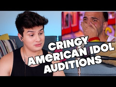 Vocal Coach Reaction to WORST American Idol Auditions