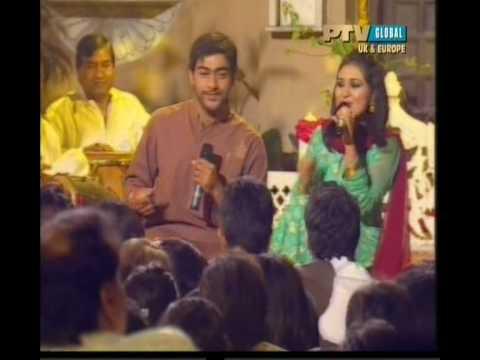 Aik Larke Peh Larki Diwani Ho Gai (Sara Raza Khan & Ali Abbas...