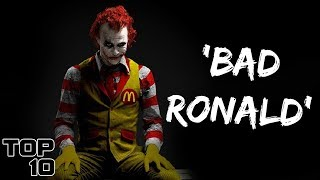 Top 10 Scary Fast Food Urban Legends