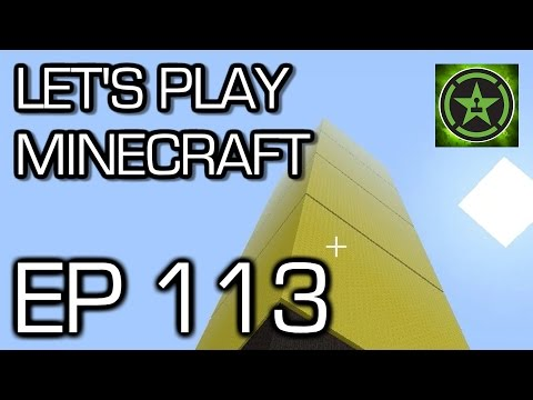 Let's Play Minecraft - Episode 113 - Megatower