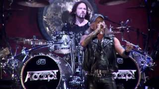 ACCEPT - Shadow Soldiers (Restless And Live DVD)
