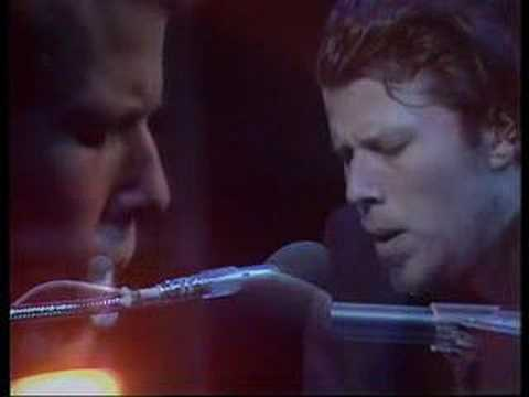 Tom Waits Waltzing Matilda Live 1977 video