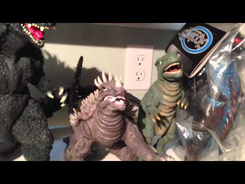 My Godzilla Collection 2013