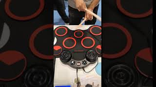 iword G3003 professional electronic drum kit show in 2017 IFA fair