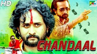 Chandaal | New Released Action Full Hindi Dubbed Movie | Srinagar Kitty