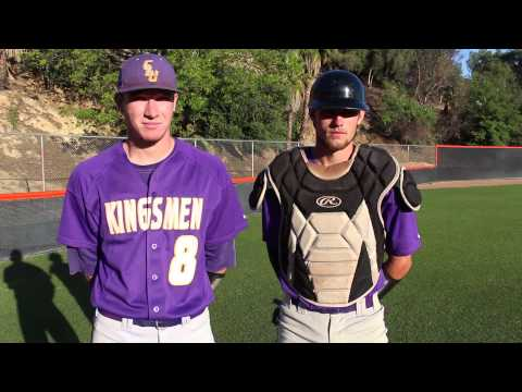 Baseball Post Game Oxy - April 27, 2015