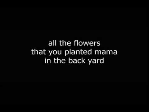 Nothing Compares to you by -Sinead O'Connor (Lyrics)