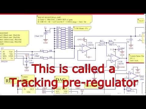 EEVblog #259 - PSU Rev C Schematic - Part 12