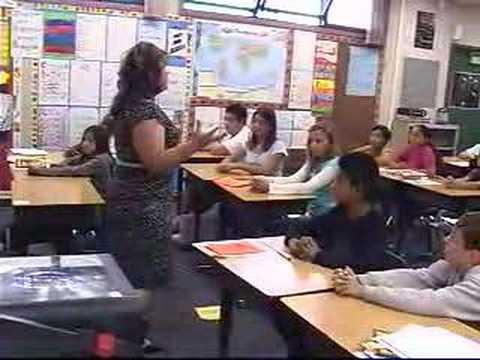 Whole Brain Teaching: 6th Grade, Classroom Management