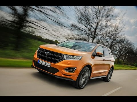 2016 Ford Edge 2.0 TDCi 210 Sport review
