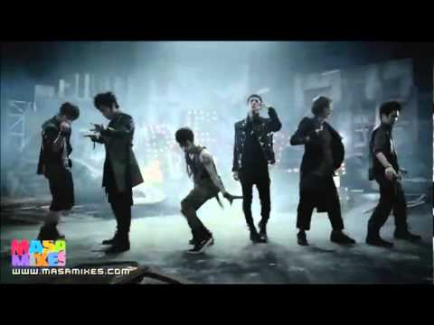 Dj Masa Remix K-pop 2010 Remix Part 2  Korea Music video
