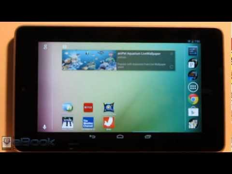 Google Nexus 7 Review + Tips and Tricks