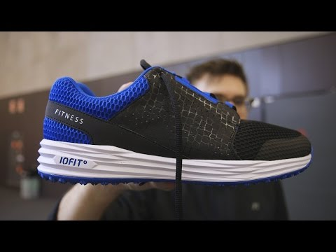 Samsung helped make these smart shoes
