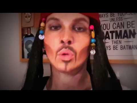 Captain Jack Sparrow Tutorial