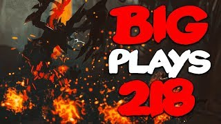 Dota 2 - Big Plays Moments - Ep. 218