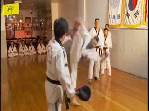 Tae Kwon Do - Target Drills