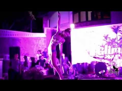 "Fox Kiều Ngọc Vdance - Pole Dance - ""Hallelujah"""
