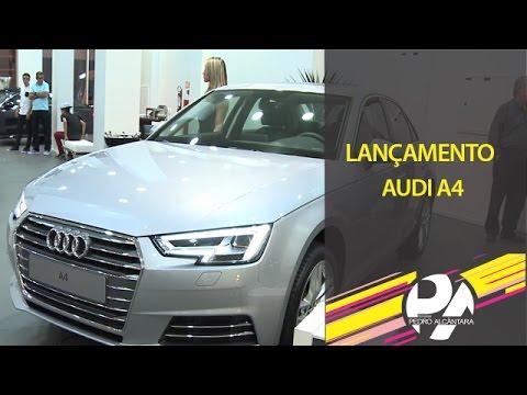 Inauguração Audi A4