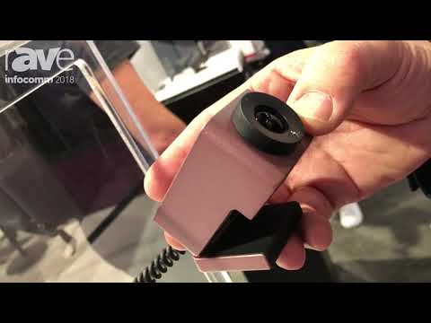 InfoComm 2018: Huddly Features Its Second Generation Collaboration Camera