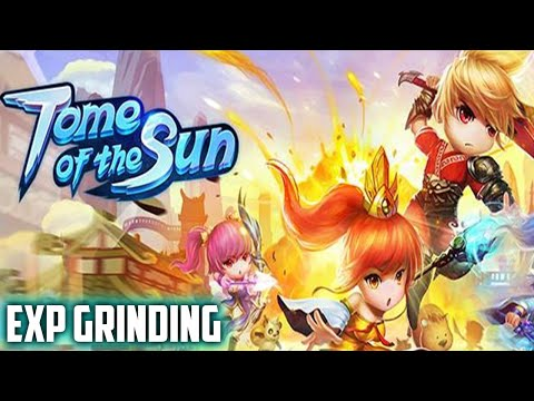 Tome of the Sun │Lvl 34-36 Grind