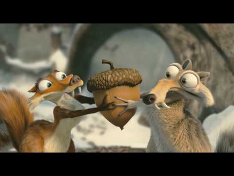 =Ice Age 3 Dawn Of The Dinosaurs= Trailer 1/2 HD! (1080p)