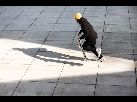 HUF Footwear Commercial #054 // Peter Ramondetta